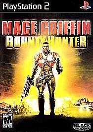 MACE GRIFFIN: BOUNTY HUNTER (PS2)-thumb
