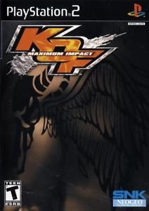 THE KING OF FIGHTERS MAXIMUM (PS2)-thumb