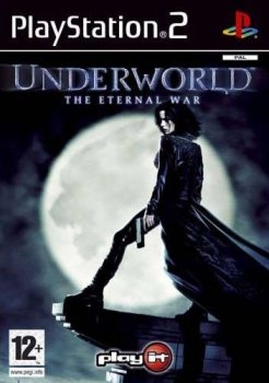 UNDERWORLD:THE ETERNAL WAR (PS2)-thumb