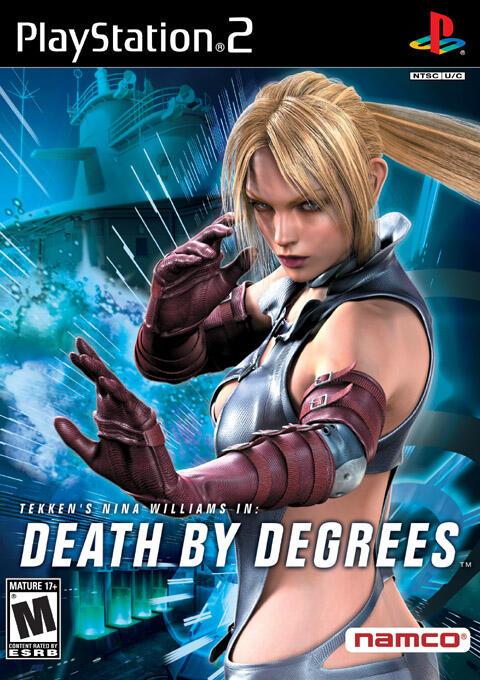 TEKKEN'S NINA WILLIAMS IN: DEATH BY DEGREES (PS2)-thumb