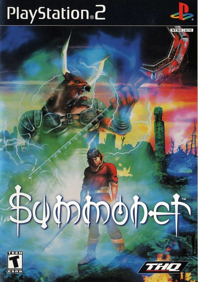 SUMMONER (PS2)-thumb
