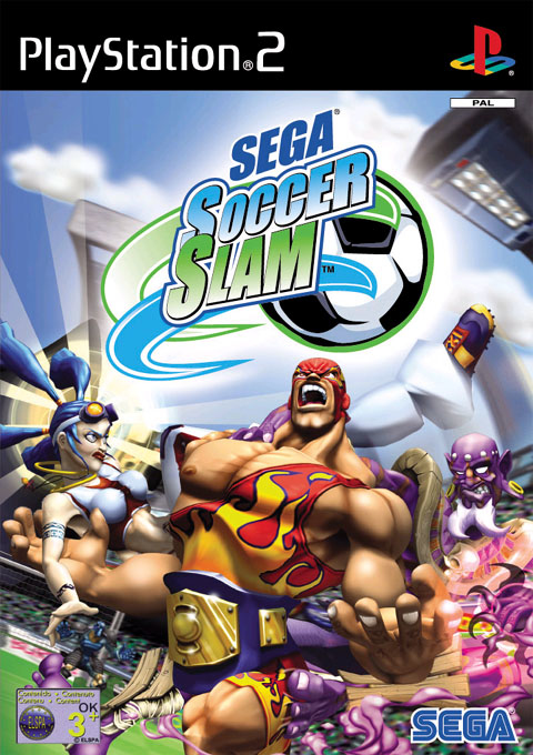 SEGA SOCCER SLAM (PS2)-thumb