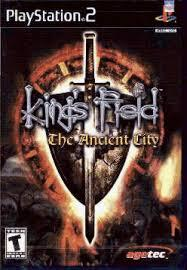 KING'S FIELD: THE ANCIENT CITY (PS2)-thumb