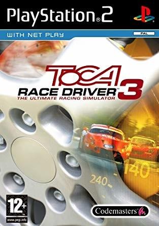 TOCA RACE DRIVER 3(PS2)-thumb