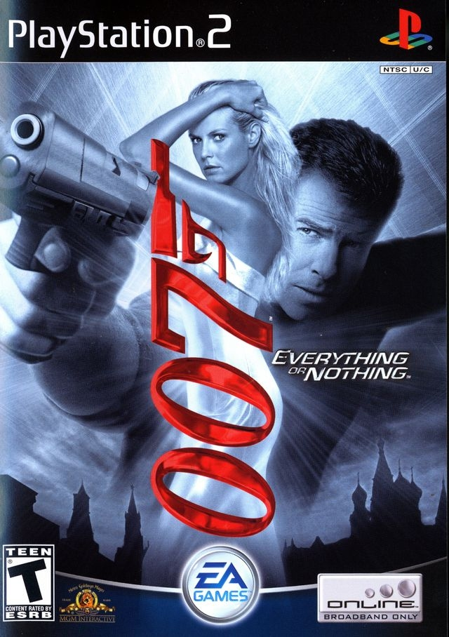 James Bond 007: Everything or Nothing (PS2)-thumb