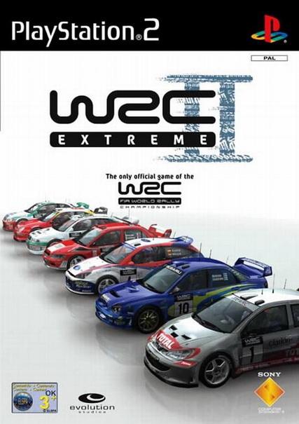 WRC2: World Rally Championship II Extreme (PS2)-thumb