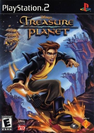 Disney s Treasure Planet (PS2)-thumb