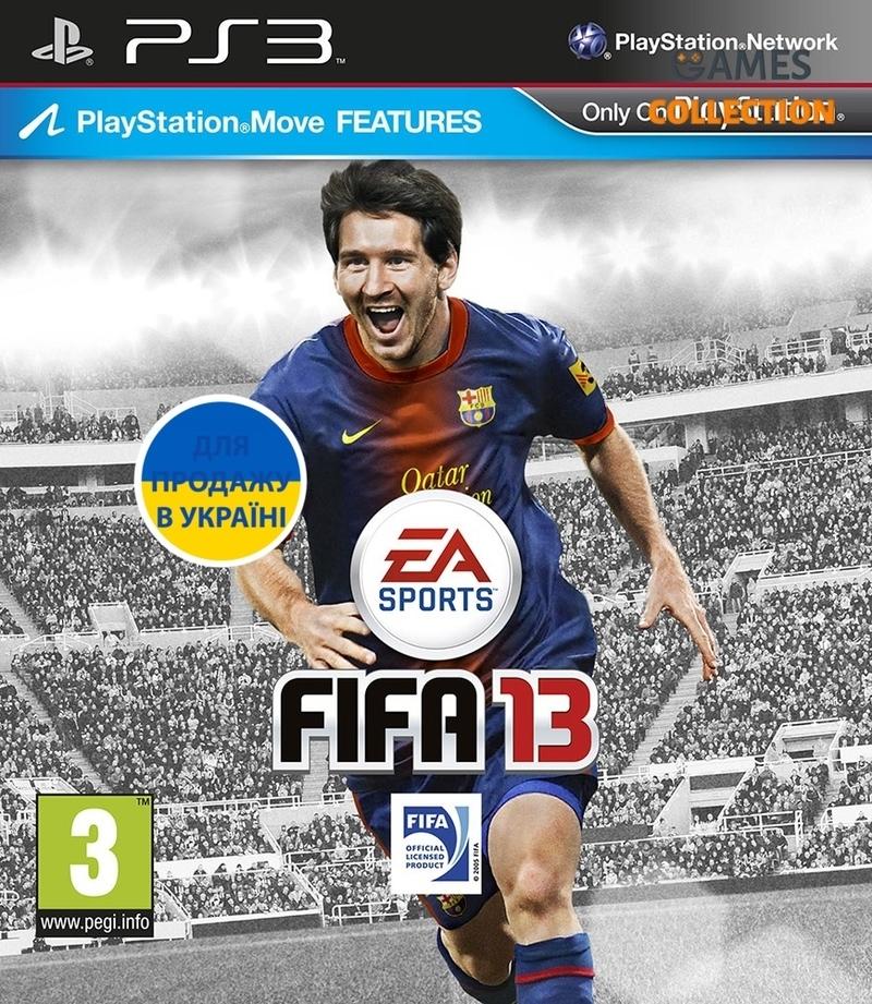 FIFA 13 (PS3) Б/У-thumb