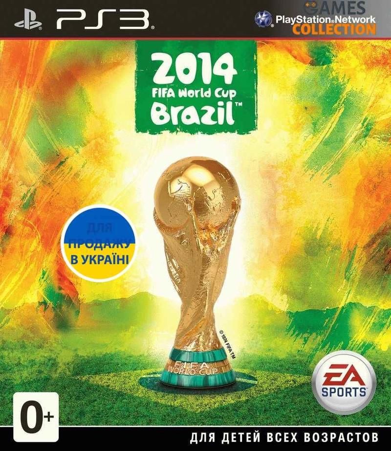 Fifa World Cup 2014 (PS3)-thumb