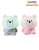 Декоративный LED ночник  BEAR Led-Light (Cветильник)-thumb