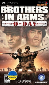 Brothers in Arms D-Day (PSP)-thumb