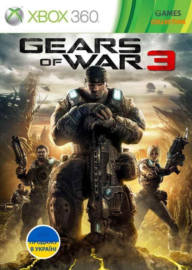 Gears of War 3 (XBOX360)-thumb