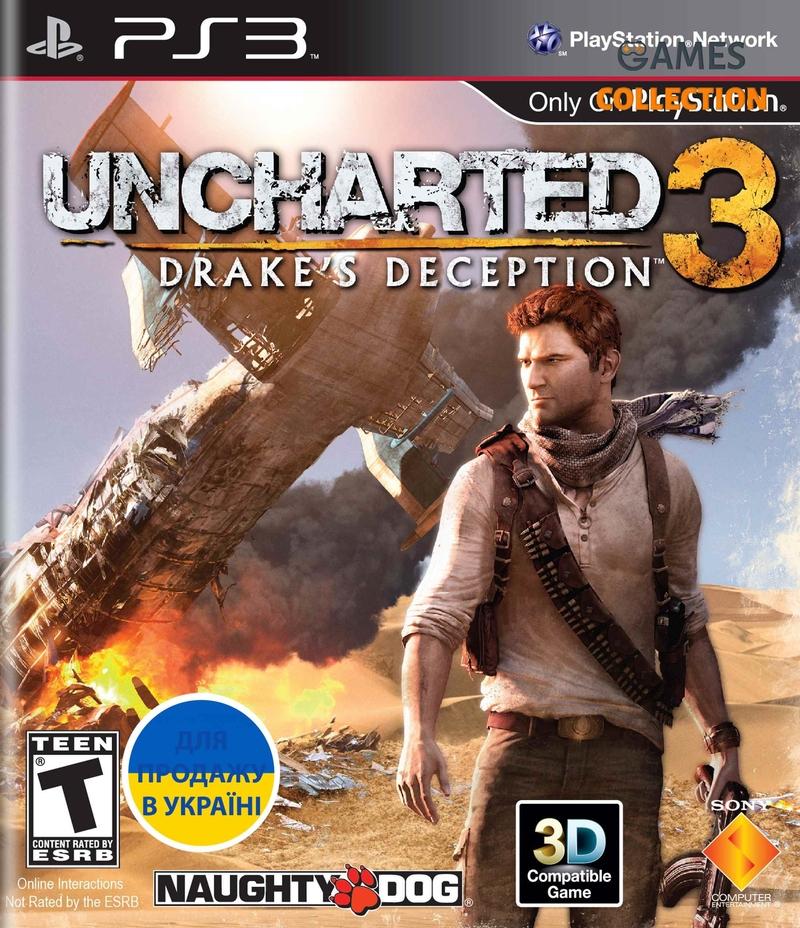 Uncharted 3 (PS3)-thumb