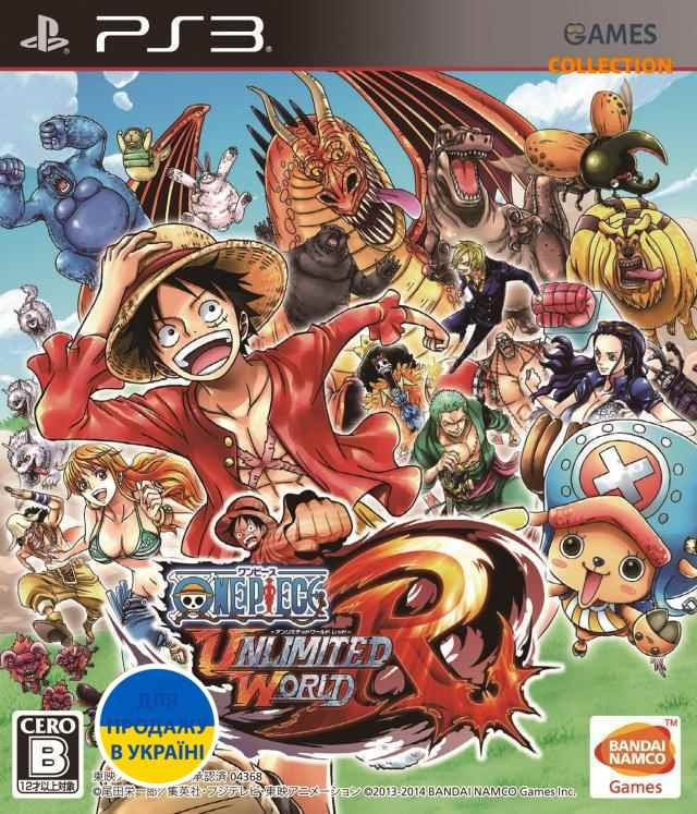 One Piece: Unlimited World Red (PS3)-thumb