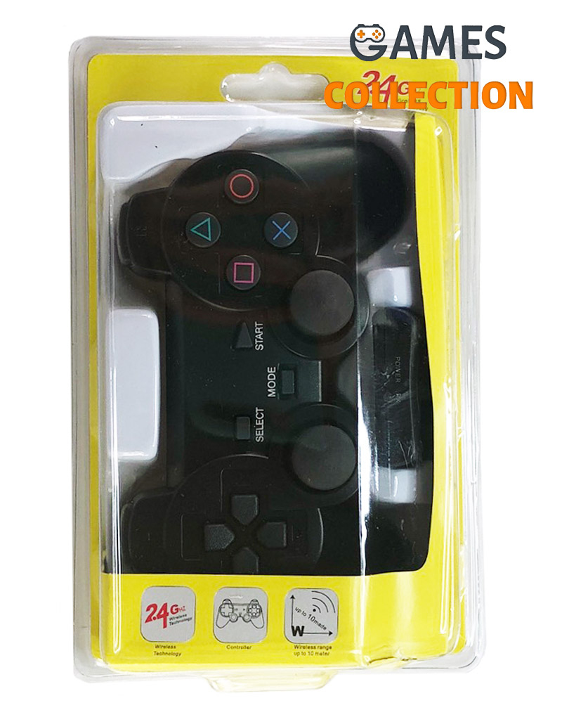 Геймпад  БЕСПРОВОДНОЙ PlayStation 2 (PS2)-thumb
