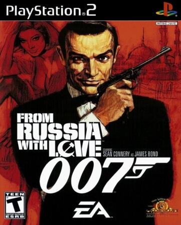 James Bond 007 – From Russia with Love (PS2)-thumb