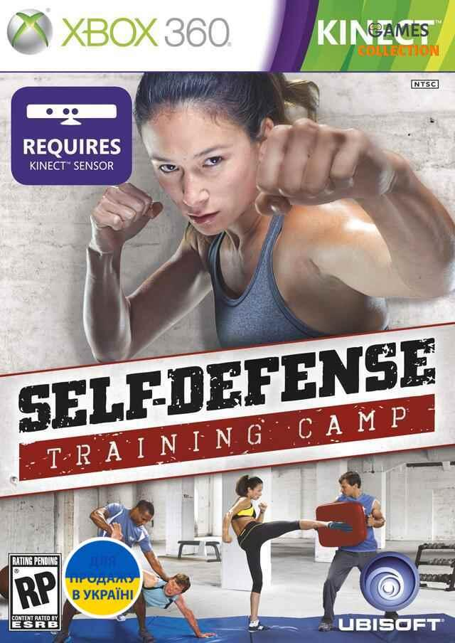 Self Defense Training Camp(XBOX360)-thumb