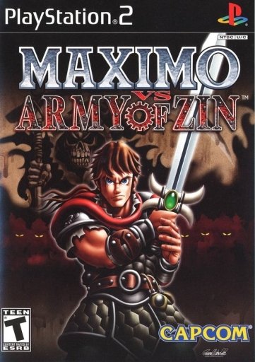Maximo vs. Army of Zin (PS2)-thumb