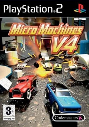 Micro Machines V4 (PS2)-thumb