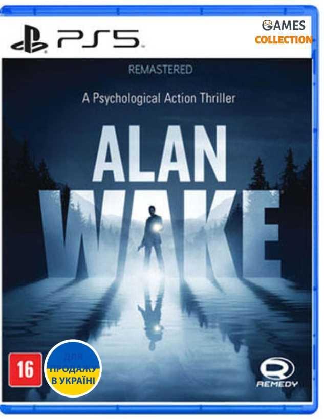 Alan Wake Remastered (PS5)-thumb