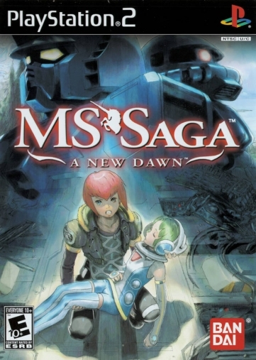 MS Saga – A New Dawn (PS2)-thumb