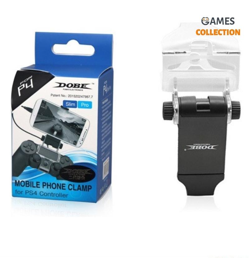 Крепление для телефона для джойстика TP4-016 (PS4)-thumb