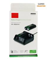Аккумуляторы для XBox One 2 шт. с зарядной станцией (2650 Mah)-thumb
