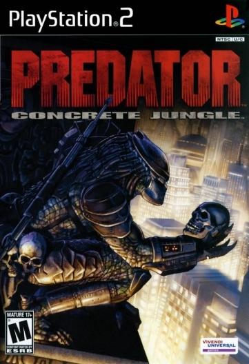 Predator: Concrete Jungle (PS2)-thumb