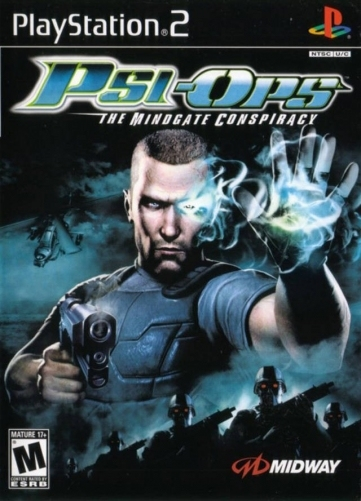 Psi-Ops: The Mindgate Conspiracy (PS2)-thumb