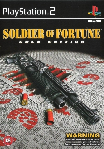 Soldier of Fortune: Gold Edition (PS2)-thumb