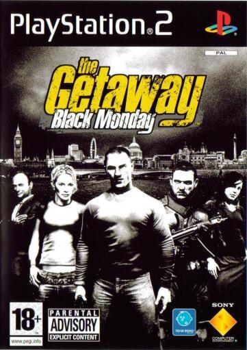 The Getaway : Black Monday (PS2)-thumb