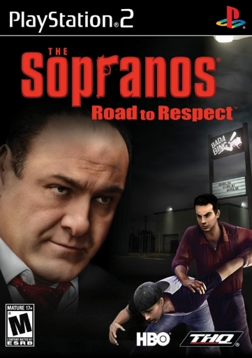 The sopranos road to respect (PS2)-thumb