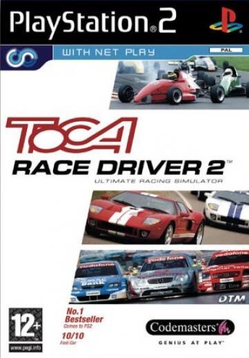ToCA Race Driver 2 (PS2)-thumb