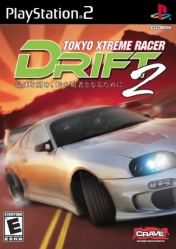 Tokyo Xtreme Racer Drift 2 (PS2)-thumb