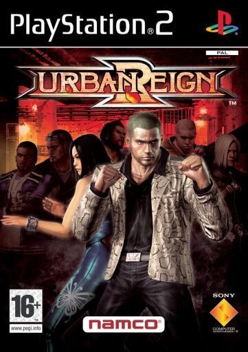 Urban Reign (PS2)-thumb
