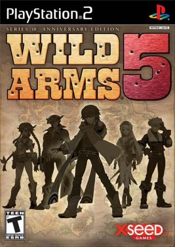 Wild Arms 5 (PS2)-thumb