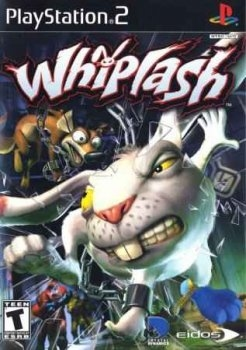 WHIPLASH (PS2)-thumb