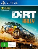 DIRT RALLY (PS4)-thumb