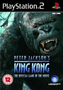 PETER JACKSON'S KING KONG: THE OFFICIAL GAME OF THE MOVIE (PS2)-thumb