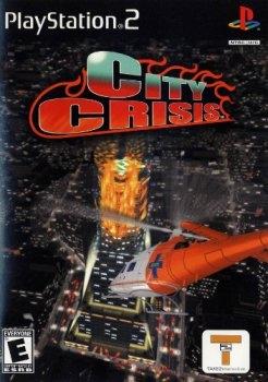 CITY CRISIS [PS2]-thumb