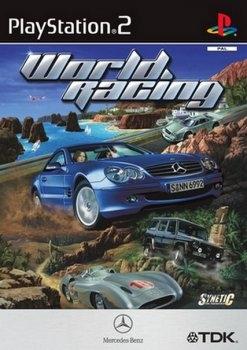 MERCEDES-BENZ WORLD RACING (PS2)-thumb