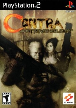 CONTRA: SHATTERED SOLDIER (PS2)-thumb