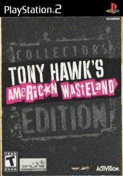 TONY HAWK'S AMERICAN WASTELAND (PS2)-thumb