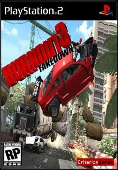 BURNOUT 3: TAKEDOWN (PS2)-thumb