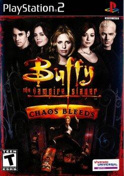 BUFFY THE VAMPIRE SLAYER: CHAOS BLEEDS (PS2)-thumb