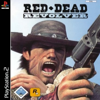 RED DEAD REVOLVER (PS2)-thumb