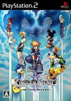 KINGDOM HEARTS 2: FINAL MIX (PS2)-thumb