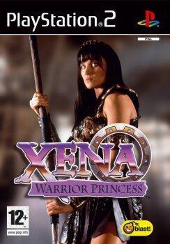 XENA WARRIOR PRINCESS (PS2)-thumb
