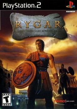 RYGAR:THE LEGENDARY ADVENTURE (PS2)-thumb