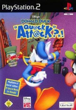 DONALD DUCK QU@CK ATT@CK (PS2)-thumb